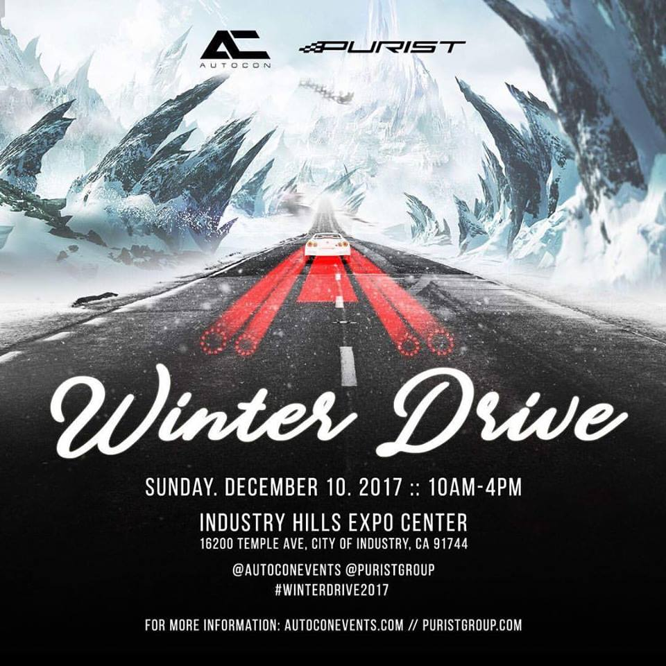 Winter Drive Flyer